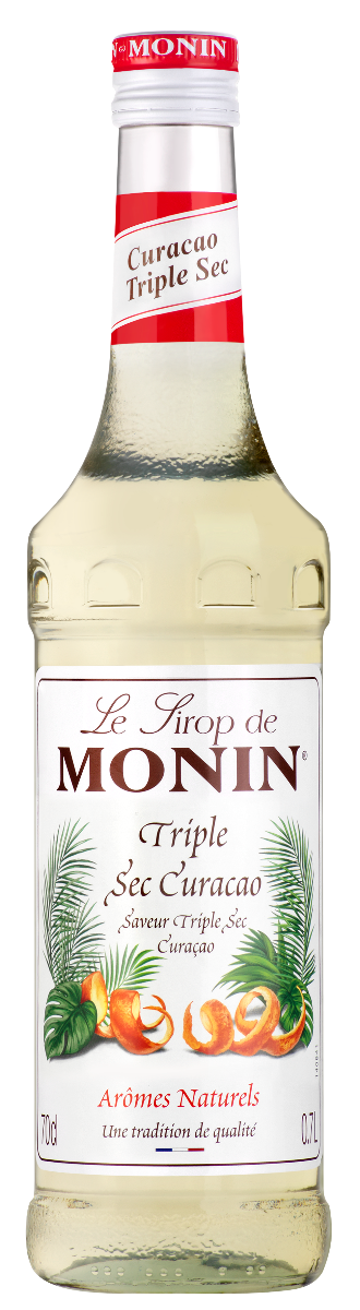 MONIN Triple Sec Curacao syrup