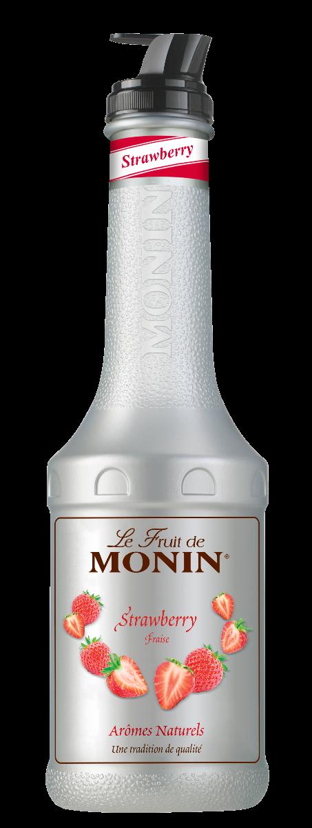 Monin Le Fruit Fraise 1L