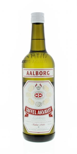 Aalborg Taffel Akvavit 45°...