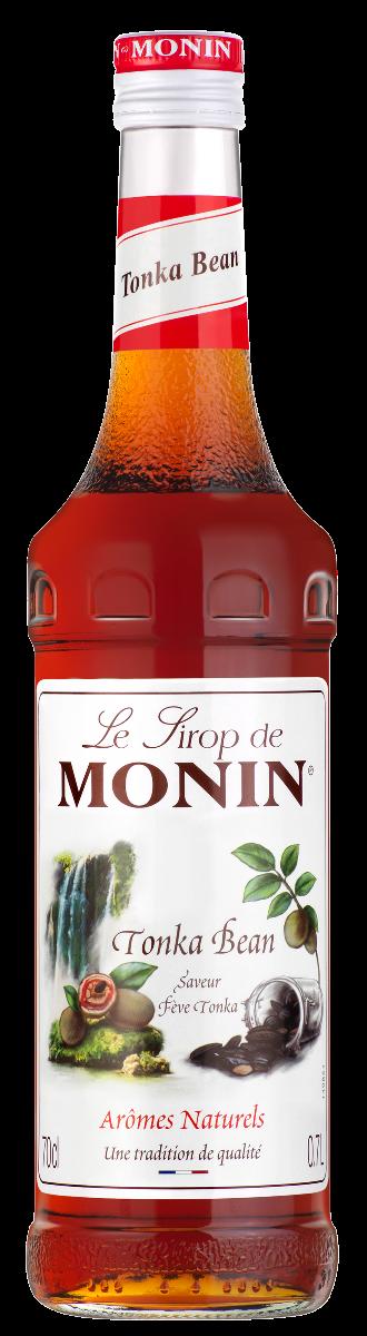 Sirop Monin Saveur Fève de...