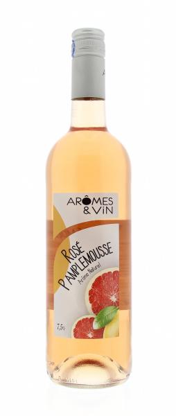 Rosé Pamplemousse Aromes et...
