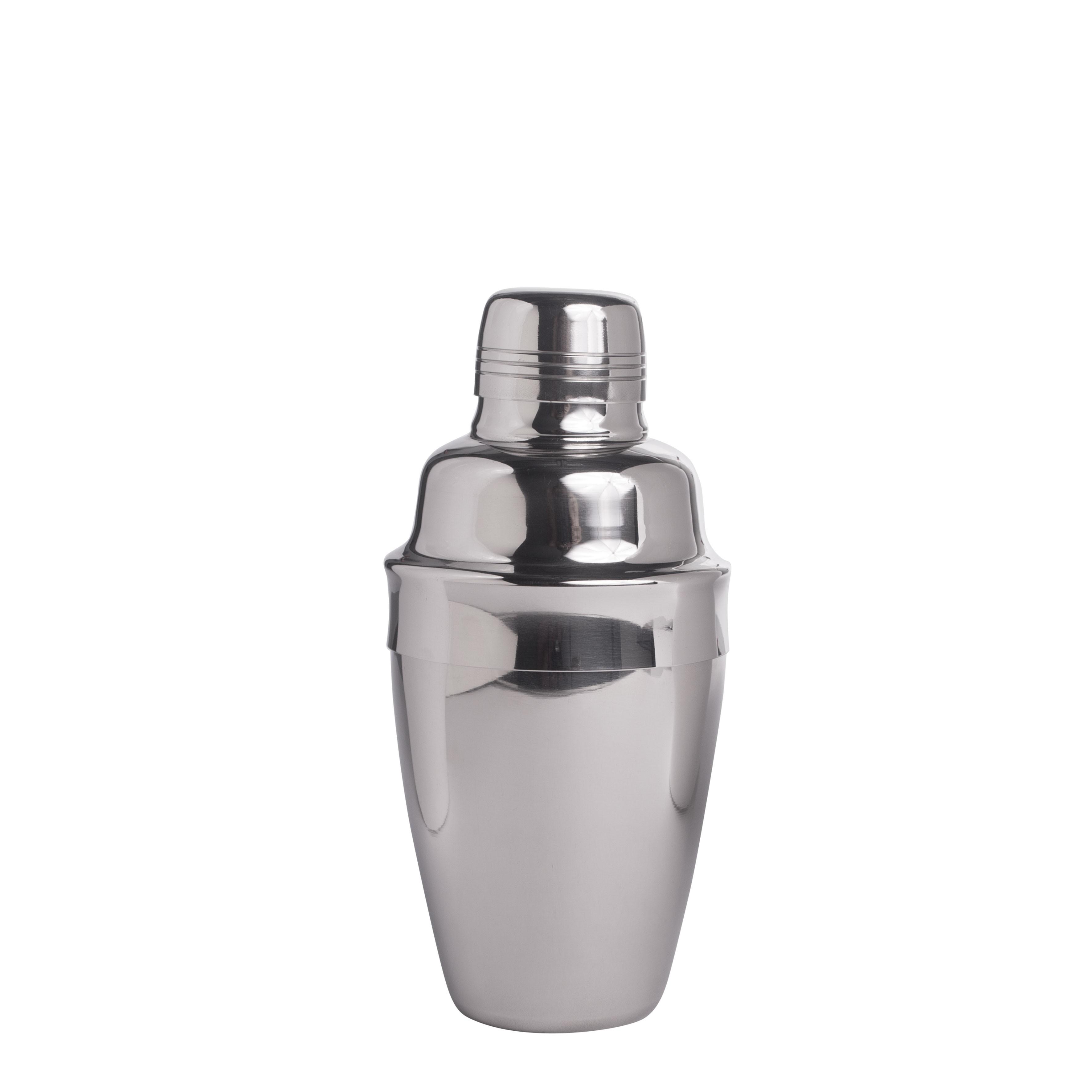 Cocktail Shaker 3pcs. 26cl