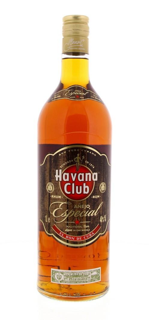 Havana Club Especial 40° 1L
