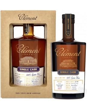 Clément - Single Cask 41,3%...