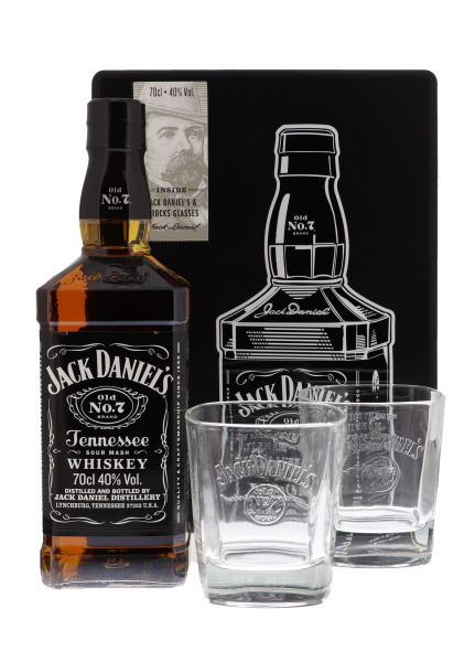 Jack Daniel's Old N°7 + 2...
