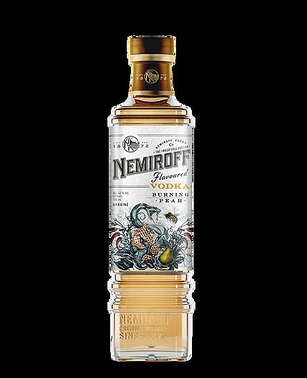 NEMIROFF Vodka Burning Pear...