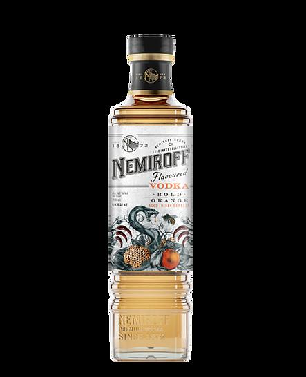 NEMIROFF Vodka Bold Orange...
