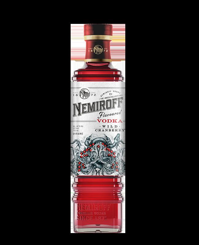 NEMIROFF Vodka Wild...