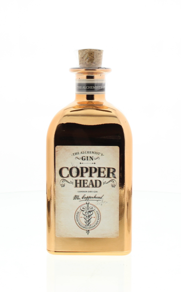 Copper Head Gin 40° 0.5L