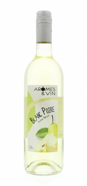 Blanc Poire Aromes et Vins...