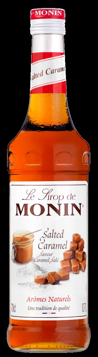 Sirop Monin Caramel Salé 70 cl