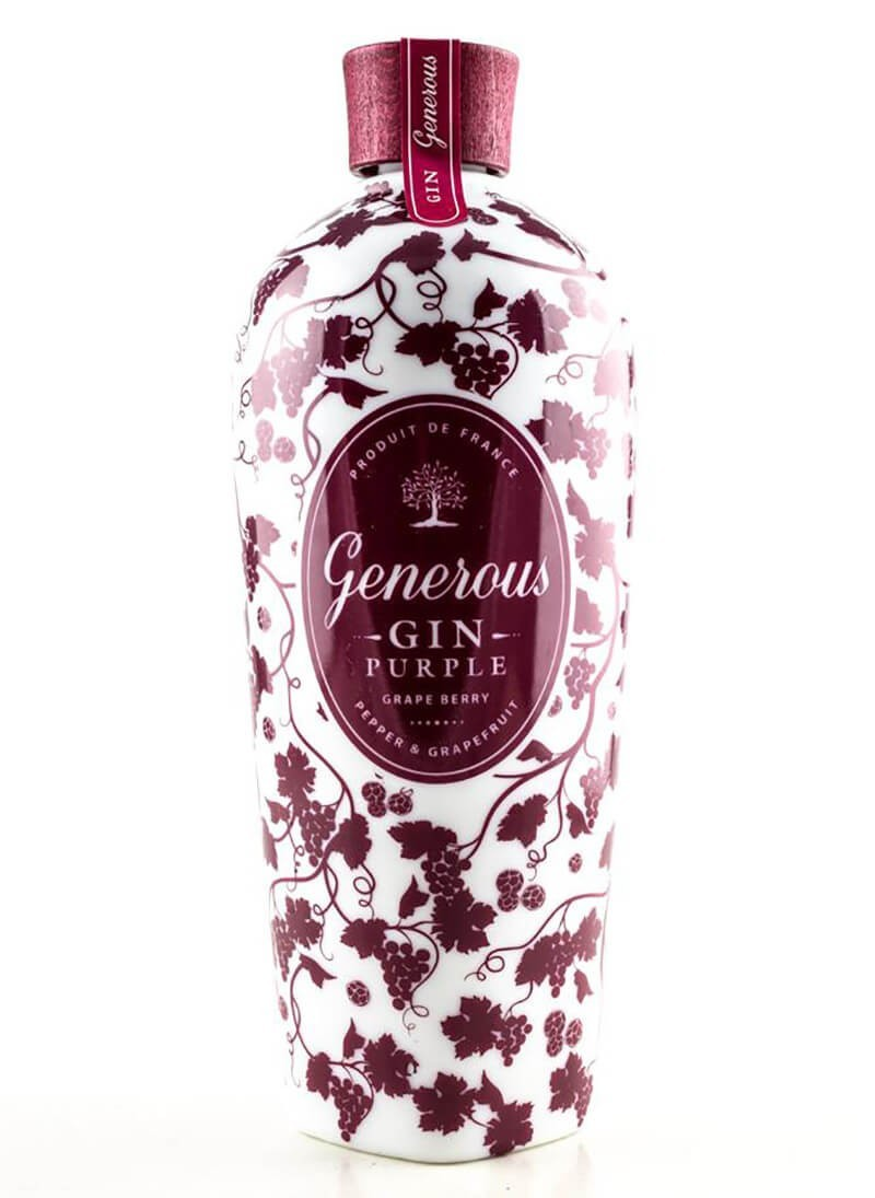 "Generous Gin ""Purple"""