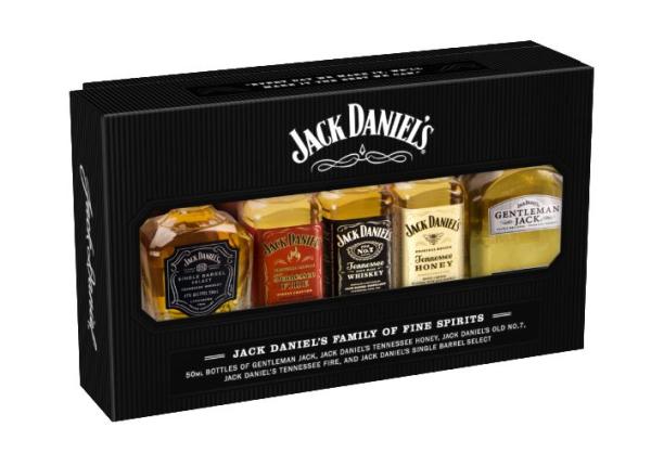 Jack Daniel's Variety Pack...