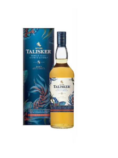 Talisker 8 Years Special...
