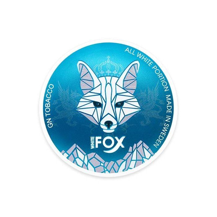White Fox Slim Nicotine...