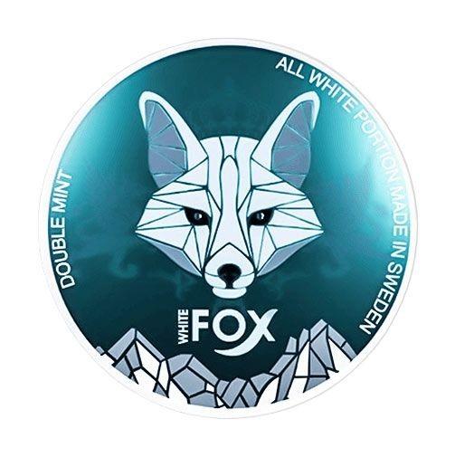 White Fox Green Double Mint...