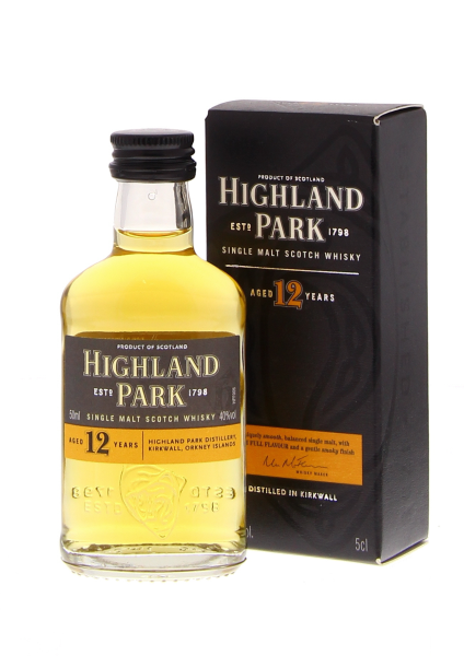 Highland Park 12 Years 40°...