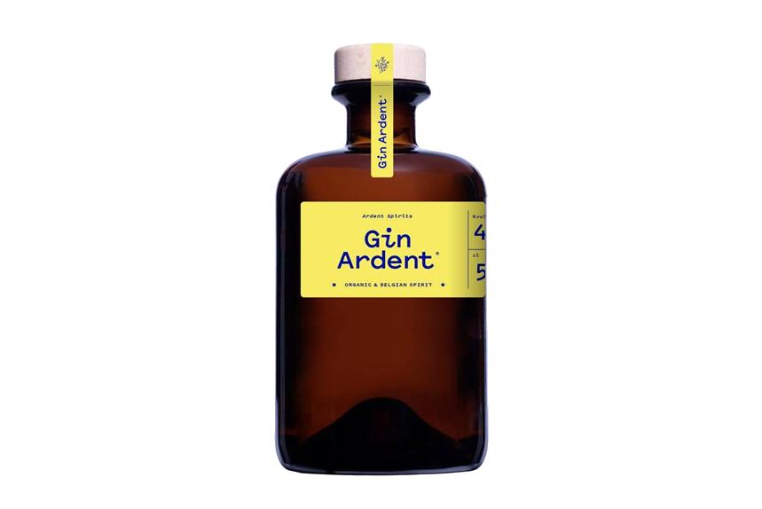 Gin Bio 50cl Ardent 40%