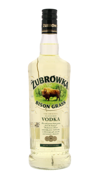 Zubrowka Bison Grass 37.5°...