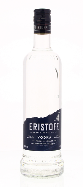 Eristoff (New Bottle) 37.5°...