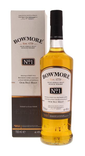 Bowmore N°1 40° 0.7L