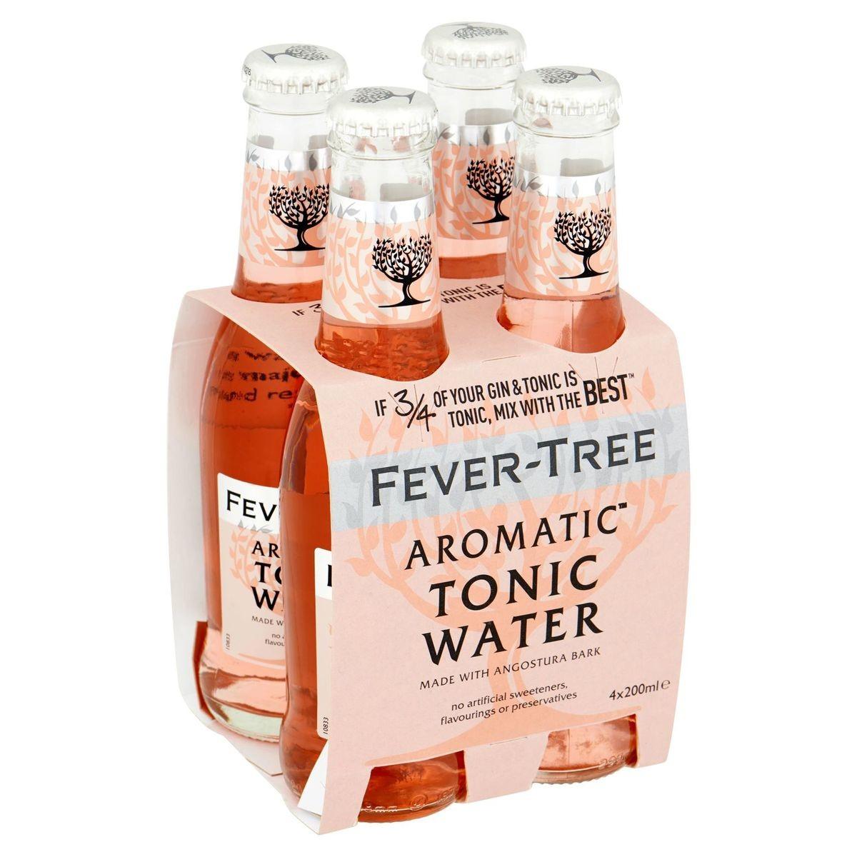 Fever-Tree Aromatic Tonic...