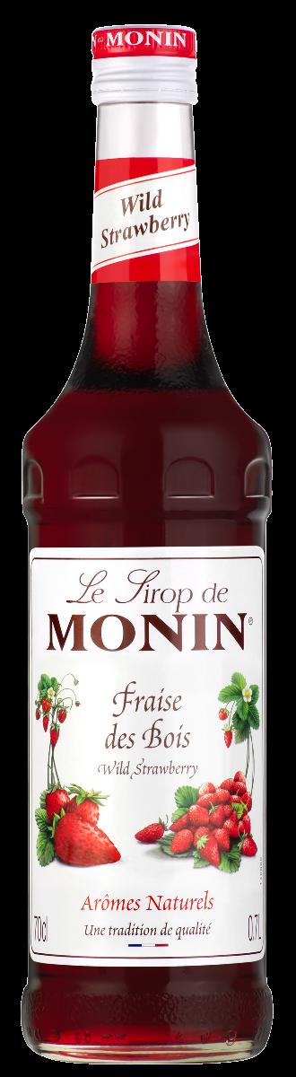 Sirop Monin Fraise des Bois...