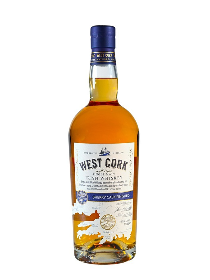 WEST CORK Sherry Cask...