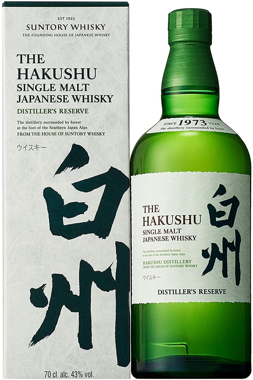 HAKUSHU Distiller s Reserve...