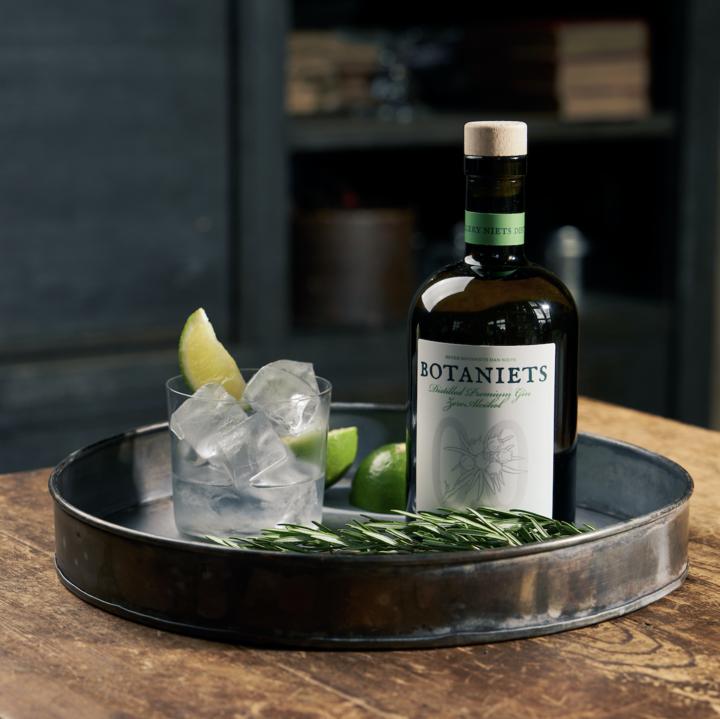 Botaniets Gin distillé 0,0%