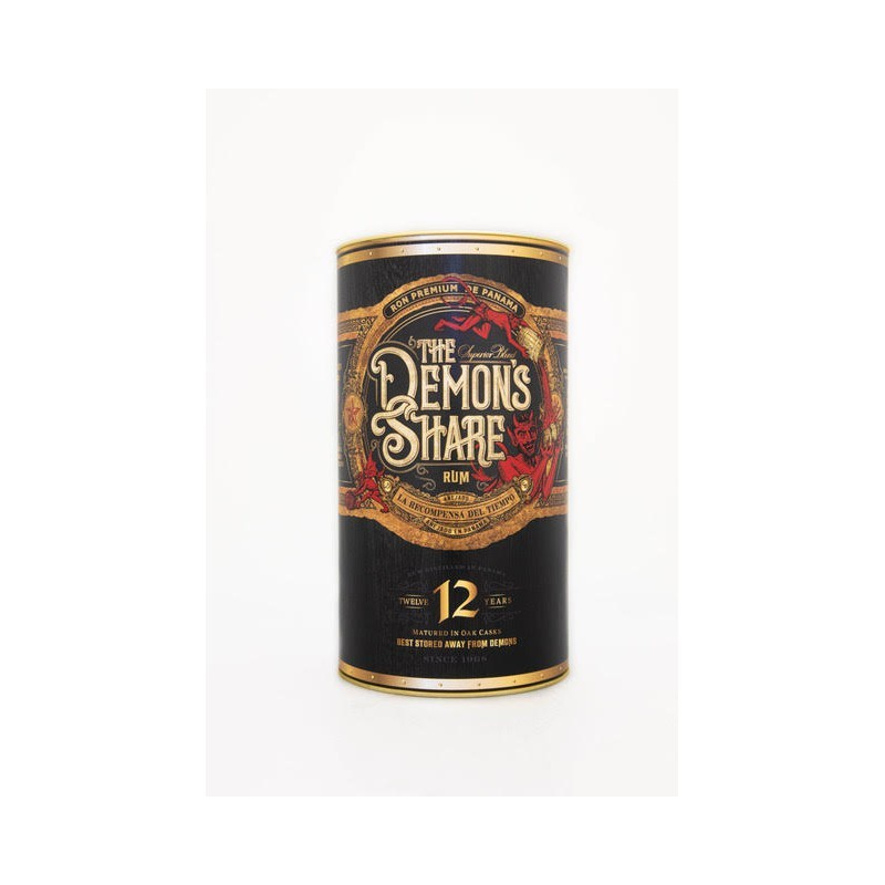 THE DEMON SHARE 12 y 70 cl....