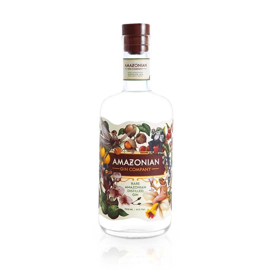 Amazonian Gin 0.7l - 41%
