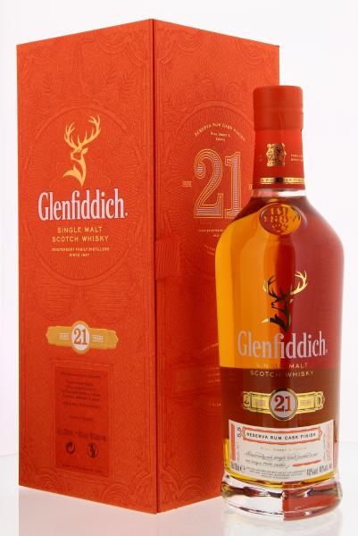 Glenfiddich 21 Years...