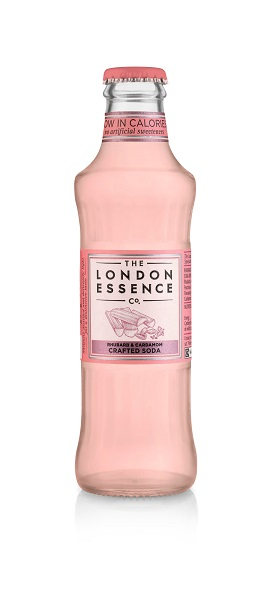 London Essence Rhubarb &...