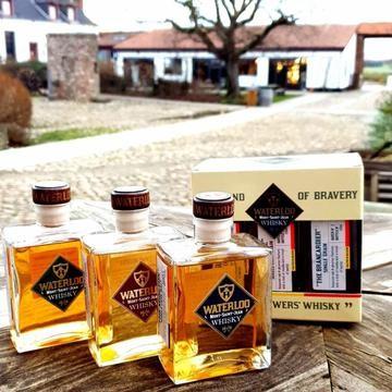 Waterloo Whisky Giftpack...