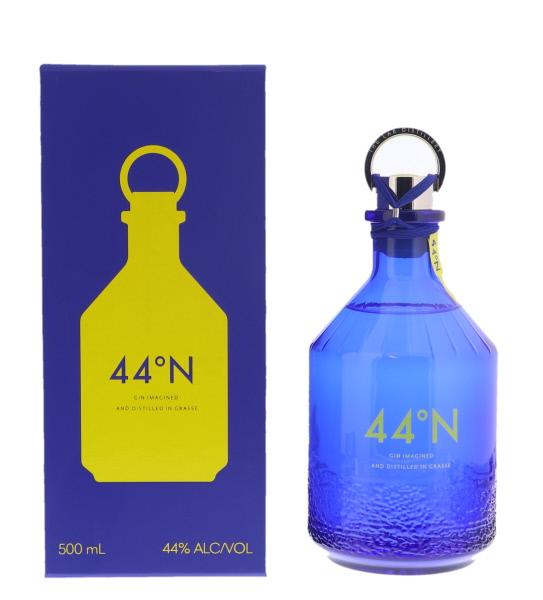 44° N Grasse Gin 44° 0.5L