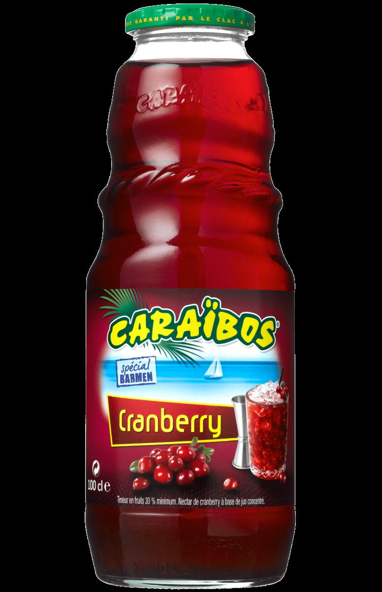 Caraibos Cranberry...