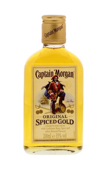 Captain Morgan Spiced Gold...