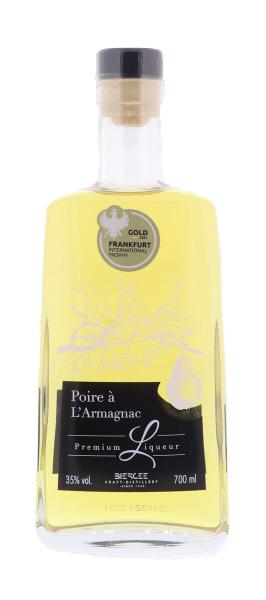 Poire à l'Armagnac...