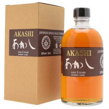 Akashi 5 ans Sherry Cask...