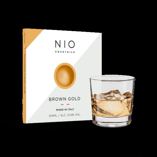 Cocktail Brown Gold NIO...