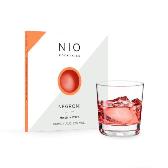 Cocktail Negroni 100ml. -...