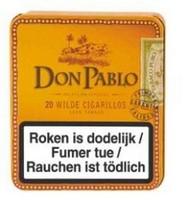 DON PABLO WILDE CIGARILLOS/20