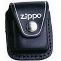 ETUI ZIPPO 1.701006 POUCH BLACK WITH CLIP