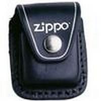 ETUI ZIPPO 1.701006 POUCH BLACK WITH CLIP