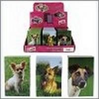 CIGARETTE BOX DOGS MAGNETIC
