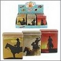 CIGARETTE BOX COWBOYS III