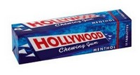 HOLLYWOOD MENTHOL 11 TABLETTES