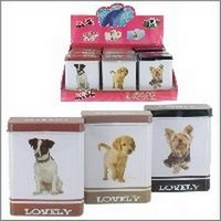 CIGARETTE BOX DOGS IV