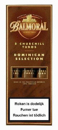 1 ETUI DE 3 CIGARES BDS CHURCHILL TUBOS